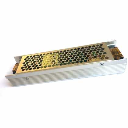 120W LED SLIM POWER SUPPLY 12V 10A IP20
