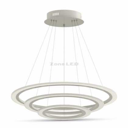 70W SOFT LIGHT CHANDELIER(SLIM 3 STEP) 3000K D:200/400/600