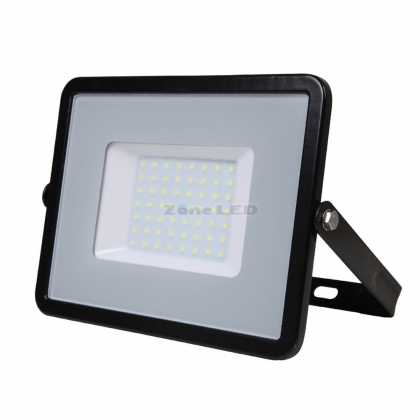 50W SMD FLOODLIGHT WITH SAMSUNG CHIP 6400K BLACK BODY