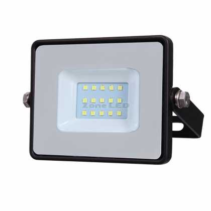 10W SMD FLOODLIGHT WITH SAMSUNG CHIP COLORCODE:3000K BLACK BODY GREY GLASS