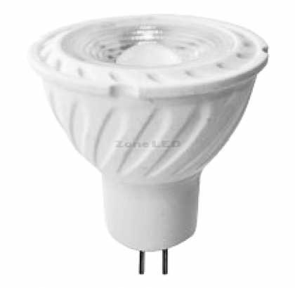 6.5W MR16 RIPPLE PLASTIC SPOTLIGHT WITH SAMSUNG CHIP COLORCODE:6400K 38`D