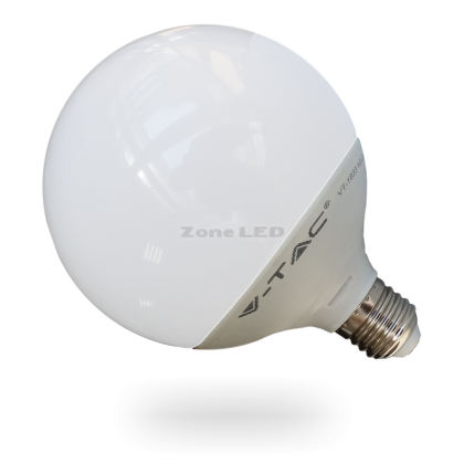 13W LED Globe E27 230V Warmweiss 3000K 200° G120 Dimmbar