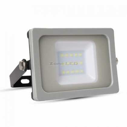 10W LED Floodlight Black/Grey Body SMD 4500K -  NEW SKU