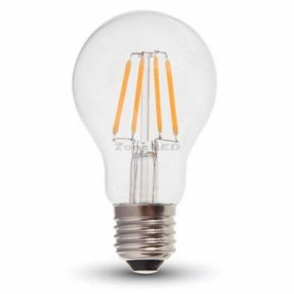 LED Bulb - 4W E27 Filament 2700K Dimmable
