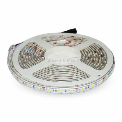 LED Streifen SMD5050 60 LED 6000K IP65
