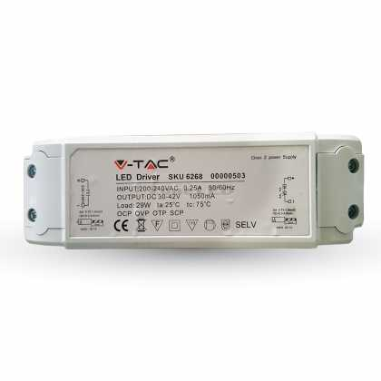 29W DIMMABLE DRIVER FOR А++ PANEL